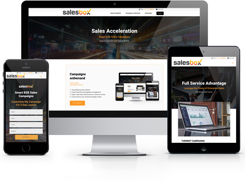 Salesbox Product